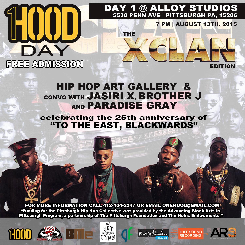 1Hood Day 2015 flyer