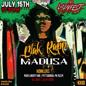 1hood lady fest blak rapp madusa pittsburgh hip hop it copy2
